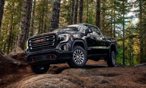 2021 Gmc Sierra 1500 At4