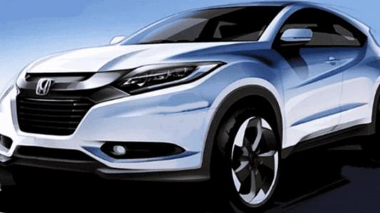 2021 Honda Hr V Exl