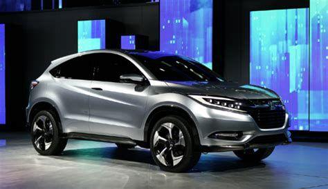 2021 Honda Hr V Interior