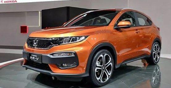 2021 Honda Hr V Nouveau