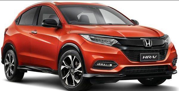 2021 Honda Hr V Novo