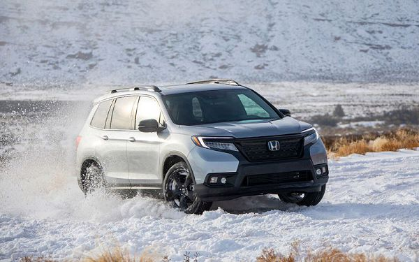 2021 Honda Passport 2019 Elite Lease Cost Brochure