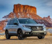 2021 Honda Passport Look Like Black Copper Space Colors