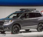 2021 Honda Passport Rodeo Towing What Does