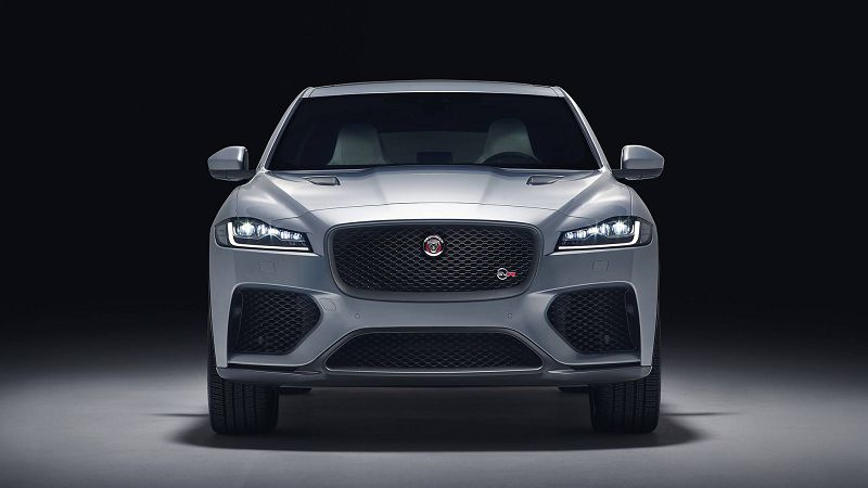 2021 Jaguar F Pace Build Hire Buy Body Kit Brake Pad