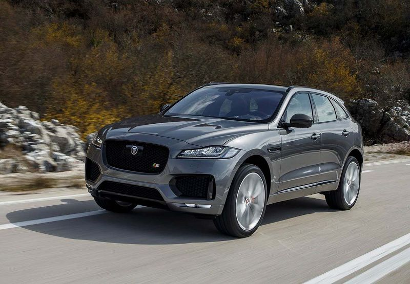 2021 Jaguar F Pace Carplay Australia Activity Key