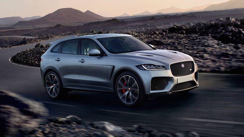2021 Jaguar F Pace Svr Interior Release Date