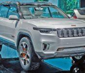 2021 Jeep Grand Cherokee Concept Ecodiesel Engine Options Forum
