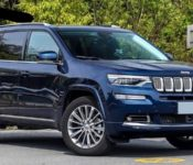 2021 Jeep Grand Cherokee Reveal Body Style When Will Be Released