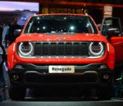 Jeep Renegate Phev Geneva Motor Show