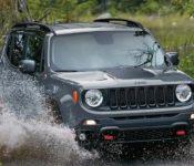 2021 Jeep Renegade Modello New Novo Nuova