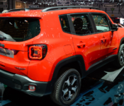 2021 Jeep Renegade Nuevo Restyling Sport Vai
