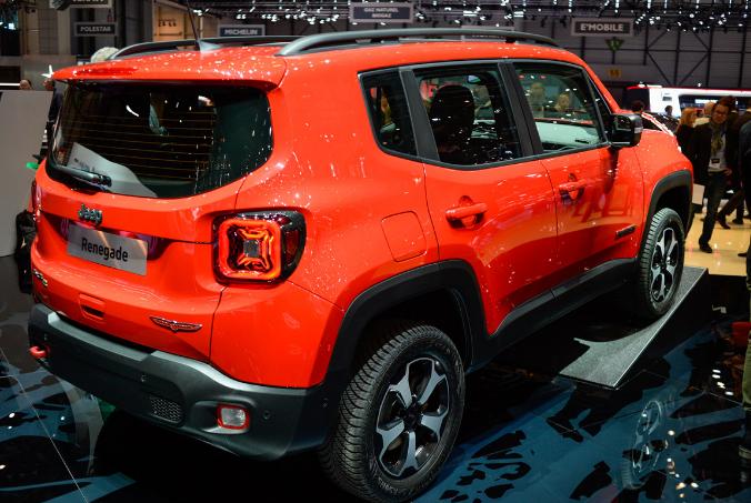 2021 Jeep Renegade Nuevo Restyling Sport Vai