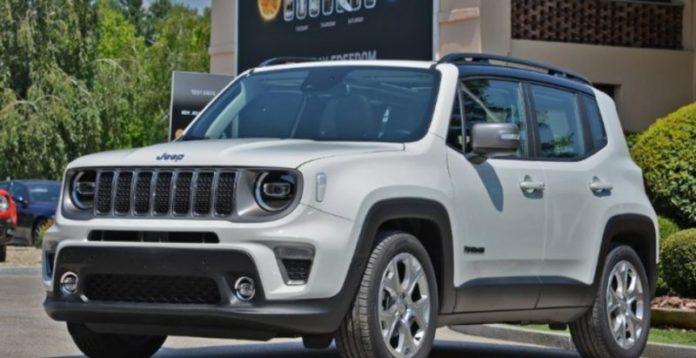2021 Jeep Renegade Pcd Preço Turbo Nuovo Bumper