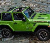 2021 Jeep Wrangler Diesel Hybrid Sahara