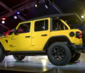 2021 Jeep Wrangler Release News Truck