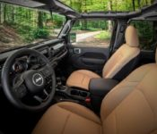 2021 Jeep Wrangler Unlimited Changes Sahara Rubicon Colors