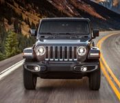 2021 Jeep Wrangler Unlimited Sahara Rubicon Changes