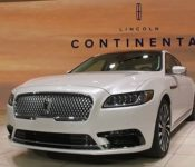 2021 Lincoln Continental Length Rumors Changes