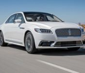 2021 Lincoln Continental Photos Images