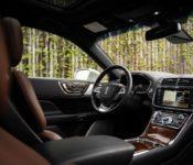 2021 Lincoln Continental Price Black Label Interior