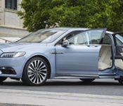 2021 Lincoln Continental Suv Models