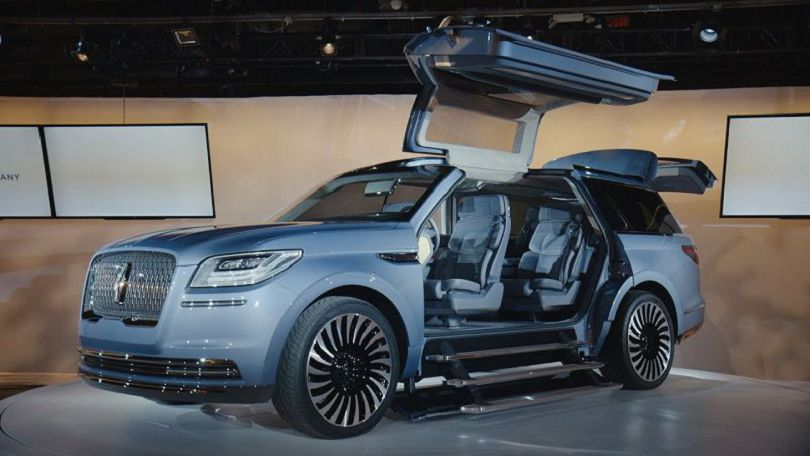 2021 Lincoln Navigator Ford Precio For Sale Concept Cost