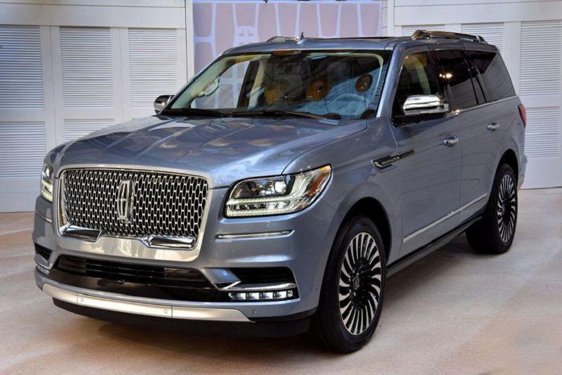 2021 Lincoln Navigator Hybrid Interior Refresh Changes