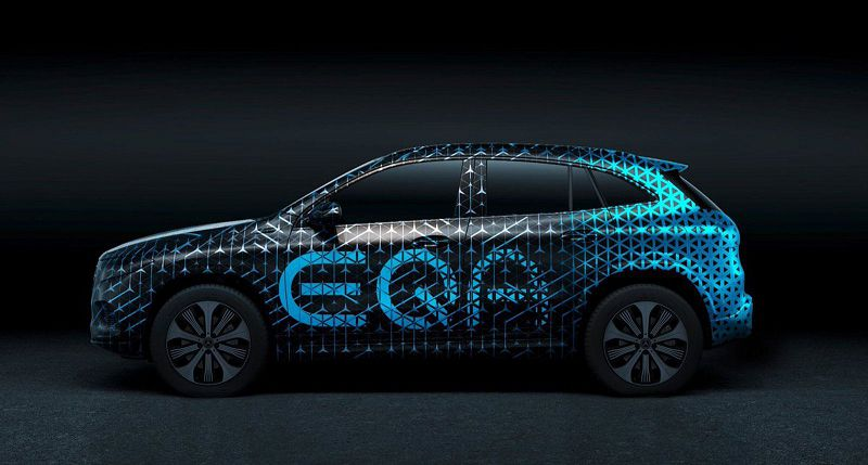 2021 Mercedes Benz Eqa Availability Buy Brochure Battery