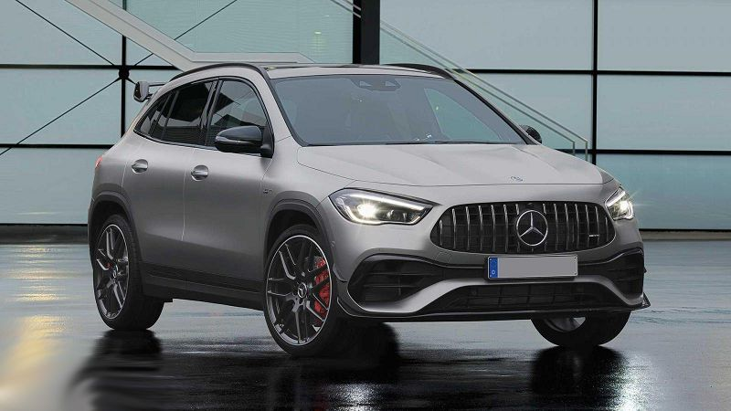 2021 Mercedes Benz Gla Amg 35 4matic 45