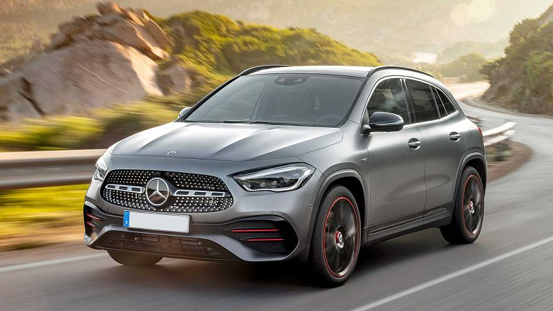 2021 Mercedes Benz Gla Edition Plus Accessories The