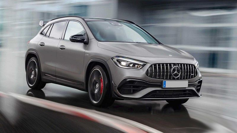 2021 Mercedes Benz Gla Release Date Review New