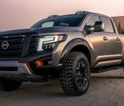 2021 Nissan Navara Edition Bed Size Badges