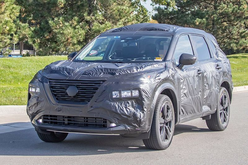 2021 Nissan Rogue Dimensions Debut Specs Engine