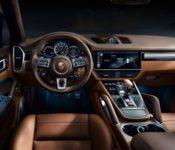 2021 Porsche Cayenne Interior