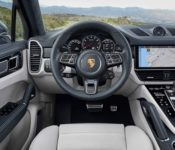 2021 Porsche Cayenne Changes Interior S Turbo