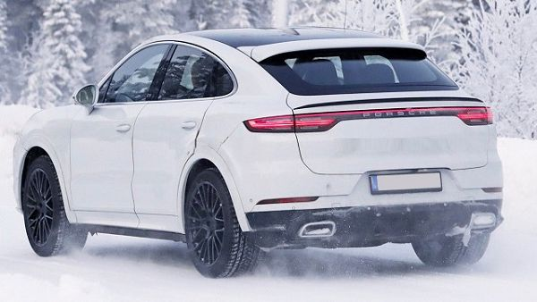 2021 Porsche Cayenne Review Price Images Facelift