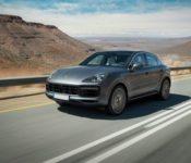 2021 Porsche Cayenne Specs Video Width Colors