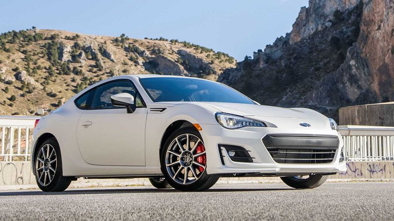 2021 Subaru Brz Turbo Crawford Canada Carb Legal