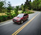 2021 Subaru Forester Changes Interior Limited