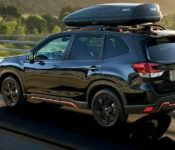 2021 Subaru Forester Code Rumors Review