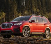 2021 Subaru Forester Colors Redesign Xt