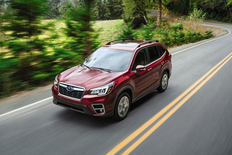 2021 Subaru Forester Does The Come Out