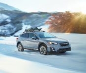 2021 Subaru Forester Engine Exterior
