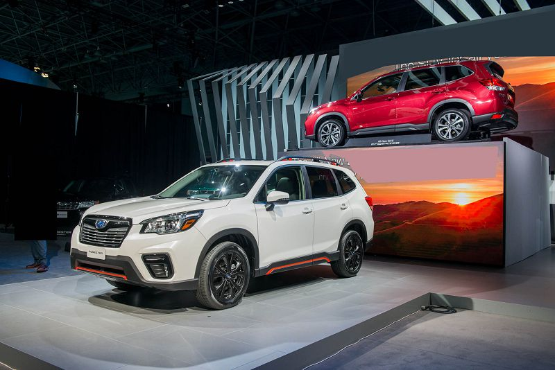 2021 Subaru Forester Touring Release Date