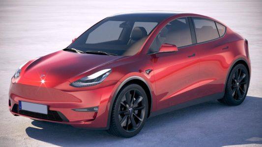 2021 Tesla Model Y Announcement Wheels Ordering A Build