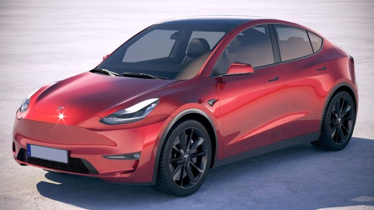 2021 Tesla Model Y Announcement Wheels Ordering A Build