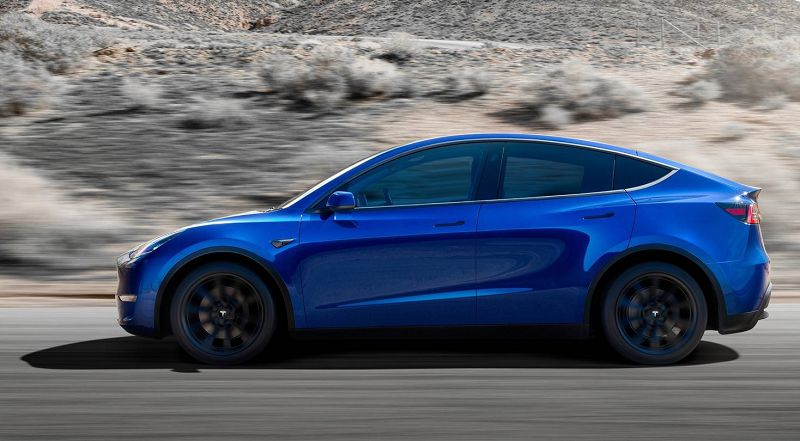 2021 Tesla Model Y Financing Is The Out