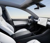 2021 Tesla Model Y Interior Plaid Release Date