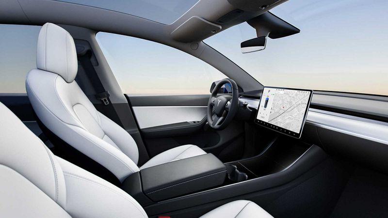 2021 Tesla Model Y Interior Plaid Release Date